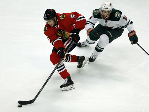 D David Rundblad, 23, signed through 2014-15, $785,000 cap hit Chris Kuc says: Seen as a Bowman project, potential puck-mover could gain regular spot if other blue liners leave.