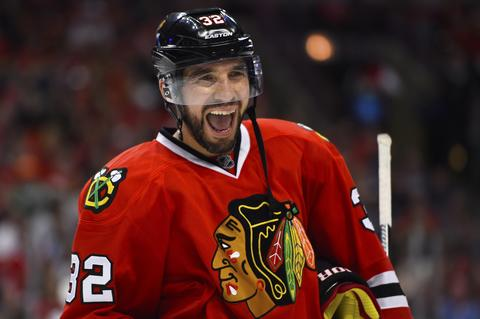 D Michal Rozsival, 35, signed through 2014-15, $2.2 million cap hit Chris Kuc says: Wasn't able to contribute like he did during run to the Cup in '13, so Bowman may try to unload veteran.