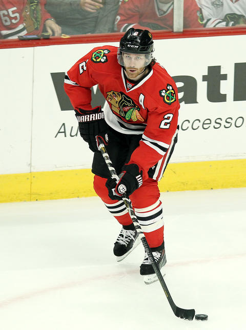 D Duncan Keith, 30, signed through 2022-23, $5.54 million cap hit Chris Kuc says: Veteran is perhaps the top defenseman in the league and has shown no signs of dropping off. A mainstay.