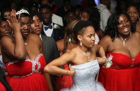 Heritage High School won the Daily Press Pick My Prom contest.  Here are some pictures of the event held May 2 at the Hampton Convention Center.