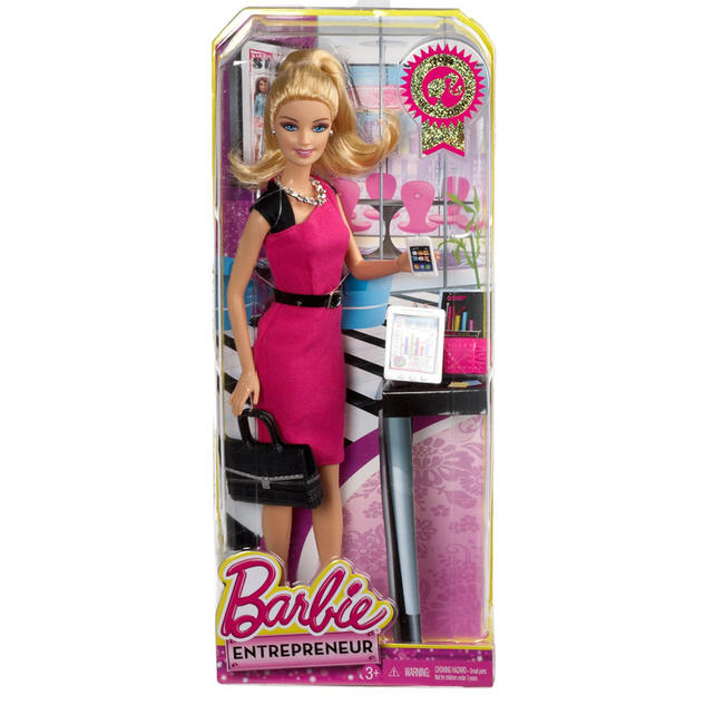 Entrepreneur Barbie Launches Today Blue Sky Innovation