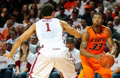 If Smart left Oklahoma State last year after a freshman season that earned him second-team All-American honors, he likely would have been a top-five pick. Though after deciding to return to Stillwater for what turned out to be an up-and-down season, Smart still has the talent and potential to be a solid NBA player. He's a point guard who can score in many different ways and has the ability to take over games. The Kings found stability at the point guard position last year through Isaiah Thomas, who quietly averaged 20.3 points per game in 54 games as a starter, but Smart could add versatility in the Sacramento backcourt to combine with talented big man DeMarcus Cousins.