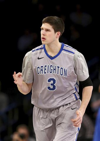 Some refer to him as the next Larry Bird, though McDermott has consistently said that Bird is one of a kind -- and he's probably right. But the National Player of the Year has an uncanny knack for scoring the ball, especially from long range. If the Timberwolves can some how finagle a McDermott, Kevin Love and Nikola Pekovic frontcourt, Minnesota could finally make the push out of the depths of the Western Conference.