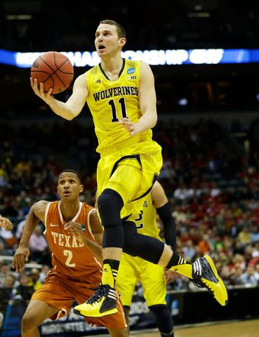 Stauskas has arguably the smoothest jumper of any player in this year's class. Some question his athleticism and size, but his work ethic is sensational and helps him compensate for some of those potential deficiencies. The 76ers would have one of the best first rounds of any team if they could draft Exum and Stauskas.