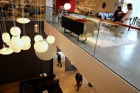 New Design Within Reach Store Opens In Chicago Chicago
