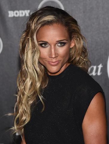 Athlete Lolo Jones arrives at the ESPN's BODY at ESPY's Pre-Party.