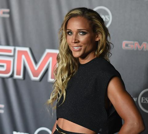 Lolo Jones arrives at the ESPN's BODY at ESPY's Pre-Party at Lure Pre-Party.
