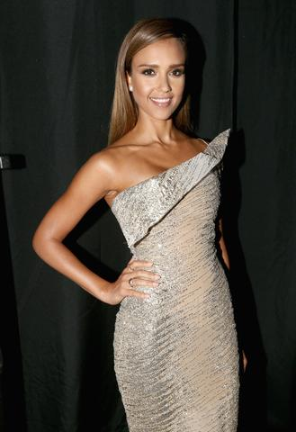 Actress Jessica Alba attends The 2014 ESPY Awards at Nokia Theatre L.A. Live.