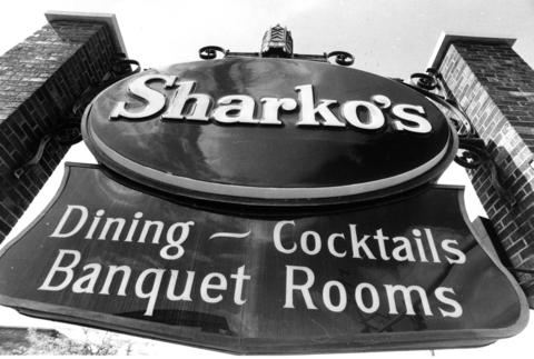 Oct. 5, 1986: Sharko's in Lisle, known for its classic dishes, was tied for first place in a readers' poll of west suburban restaurants. Sharko's closed its doors in 1997 after more than 21 years in business.