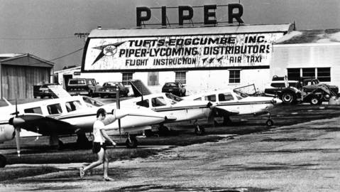 Aug. 17, 1983: The Elgin Airport.