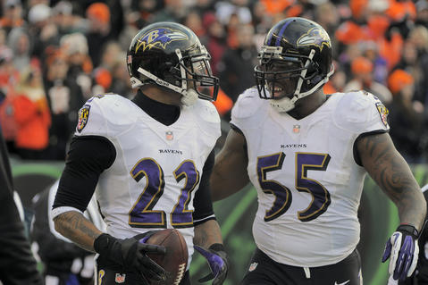 The Ravens want to redeem themselves for last season and they are at home. Those two things will get them the W.
