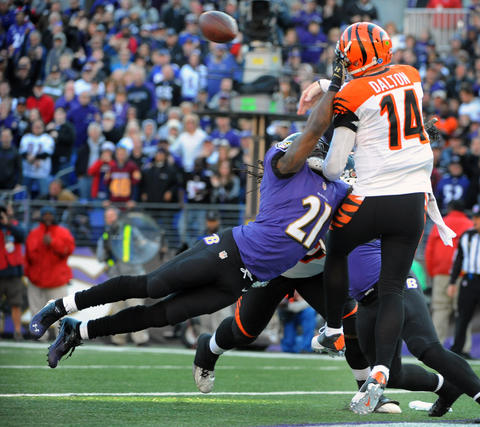 With a Bengals roster loaded in talent on both sides and the Ravens having issues in their secondary, the easy pick would be Cincinnati. But the Ravens still have one of the best home-field advantages in the league. Andy Dalton has yet to win a game at M&T Bank Stadium. The Ravens will look to make a statement to the division.