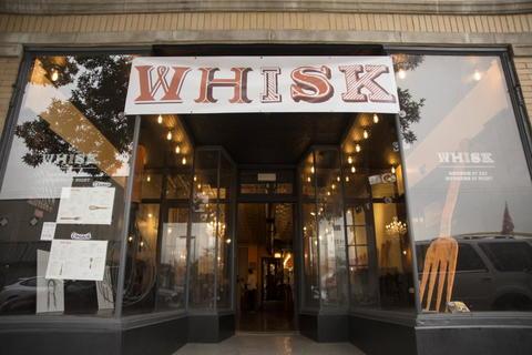 Whisk Chicago, 2018 W. Chicago Ave. in Ukrainian Village.