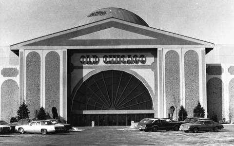 Jan. 29, 1980: Old Chicago, a shopping center and indoor amusement park, in Bolingbrook.