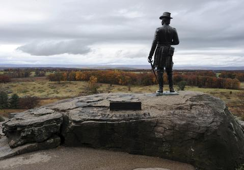 Visit the site that inspired President Lincoln's Gettysburg Address and soak up knowledge at one of the most important historical spots in the country. nps.gov/gett, 717-334-1124 ext 8023