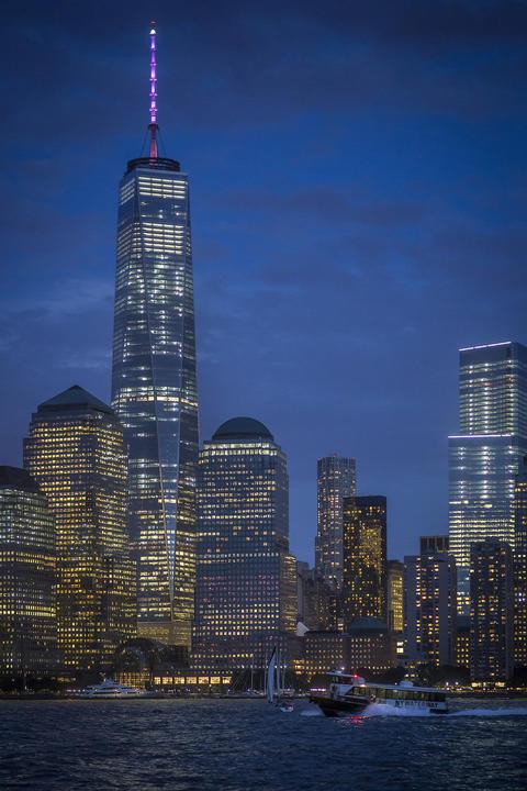 Examining One World Trade Center