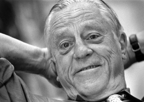 Former Washington Post editor Ben Bradlee, who oversaw the newspaper's coverage of the Watergate scandal that toppled President Richard Nixon, died Oct. 21 at 93.