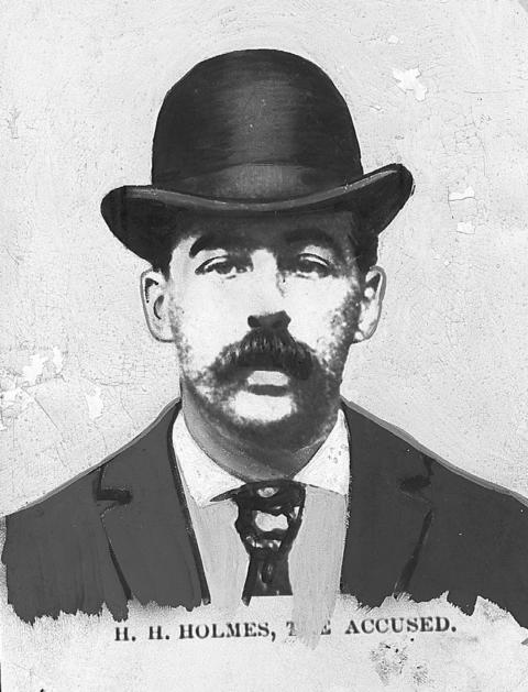 Chicago's Herman Webster Mudgett, also known as Henry Holmes and H.H. Holmes, was America's first documented serial killer.