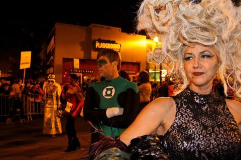 """Friday, Oct. 31: HALLOWEEN PARADE Over the past 15 years, the annual Halloween parade, after dark in Lake View, has become a Chicago classic. It's not for little kids, but your junior-high-and-up crowd will eat it up. This year's theme is """"Freakshow,"""" but you don't have to be a bearded lady to march up Halsted Street in this open-to-everyone procession. Award categories include Scary, Drag and Pet  6 p.m. """"Freakshow"""" entertainment; 8 p.m. parade. Cost: Free."""