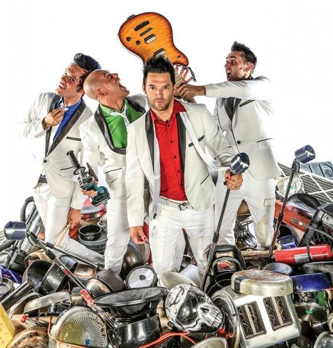 """Saturday, Nov. 1: RECYCLED PERCUSSION CONCERT """"America's Got Talent"""" alums-turned-Vegas headliners, Recycled Percussion brings its electrified Stomp-like show to Aurora for one night only. If your kids like it loud and dazzling (as most kids do), this band will knock their socks off.Where: Paramount Theatre, 23 E. Galena Blvd., Aurora (630-896-6666, paramountaurora.com)When: 8 p.m. Cost: $35"""