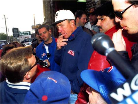 """1994, 49-64 (.434): """"We want to be a ballclub that reacts to every situation almost instinctively, and the only way we're going to do that is to put together a very comprehensive, very repetitive -- to some people, a very remedial -- type of approach to this game. We're not going to reinvent it."""""""