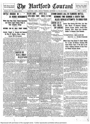An Act of Congress in 1913 set up the U.S. Federal Reserve System in response to the financial crises of the early 1900s. The Federal Reserve Banks, twelve banks set up in districts across the United States to serve the country's central banking system, opened on Nov. 16, 1914.