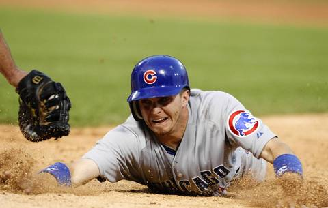 """Tony Campana: The 5-foot-8 outfielder was one of the game's more successful base-stealers in 2011 and '12, but couldn't find a way to stay in the lineup because of his low on-base percentage. Soon after Cubs' brass was asked repeatedly about """"Campy"""" at the Cubs Convention, he was designated for assignment and traded to the Diamondbacks this week for two 17-year-old pitching prospects."""