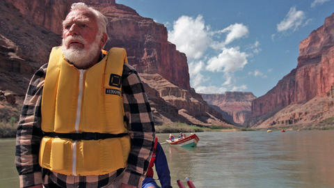 The legendary Colorado River guide and wilderness advocate was involved in some of the 20th century's biggest conservation battles. He played a pivotal role in keeping dams out of the Grand Canyon. He was 97.