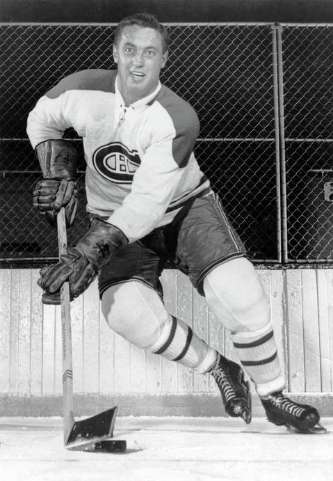 Jean Beliveau, a star for hockey's Montreal Canadiens, won 10 Stanley Cups as a player. He died on Dec. 2 at 83.