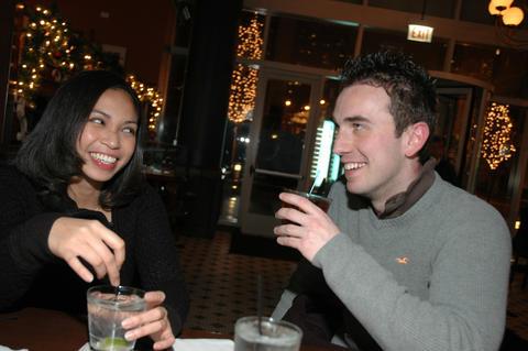 D4 Irish Pub, 345 E. Ohio St.
