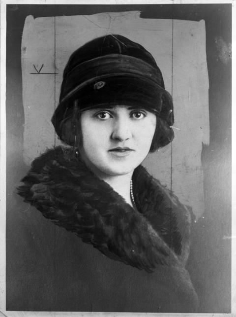 """An undated image of Clara Olson, who went missing Sept. 10, 1926. She received a long letter from her sweetheart, Erdman, on Sept. 9. According to the Tribune, """"She destroyed the letter, her parents said, and retired to her room. Shortly after midnight the girl's father heard an automobile drive into the yard and leave again. He found Clara had gone. In her room he found a note which read, 'Please do not worry about me, as I will not be gone very long. ... Only a little surprise. I will be back from my trip soon."""" Clara was never seen alive again."""