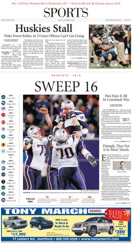 The New England Patriots finished the 2007 regular season 16-0, defeating the N. Y. Giants 38-35 in their final regular season game on Dec. 29, 2007. The Giants would come back to defeat the Patriots in the Super Bowl on Feb. 3, 2008.