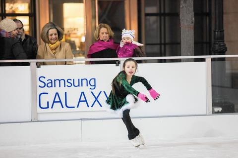 Ice Skating at Westfield Old Orchard Mention the family-friendly ice rink at the Westfield Old Orchard mall and you'll have more shopping buddies than you know what to do with! The rink, in conjunction with the Skokie Park District, features skate rentals as well as special performances from the professional ice skating ensemble IceSemble. And no worries if you (or your kids) flop around on the ice like a newborn deer; the rink offers skating lessons too. 5-8 p.m. Monday through Friday; 1-8 p.m. Saturday, 1-5 p.m. Sunday through March 15 at Westfield Old Orchard, 4999 Old Orchard Center, Skokie (847-673-6800, westfield.com/oldorchard). $2 to skate, $3 rentals, $12 for skating lessons.