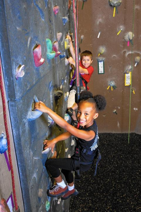Rock climbing at Vertical Endeavors When the walls feel like they're closing in, head out to Vertical Endeavors and scale them. Novices are sure to learn quickly at the largest indoor rock-climbing gym in the country, with more than 45,000 square feet of climbing surfaces. Those young muscles should be thoroughly spent by the time you pack it up to head home. Daily at Vertical Endeavors, 246 Windy Point Drive, Glendale Heights (630-784-9000, verticalendeavors.com). Day passes are $15 weekdays, $17 weekends. See website for hours and fees for equipment rental.