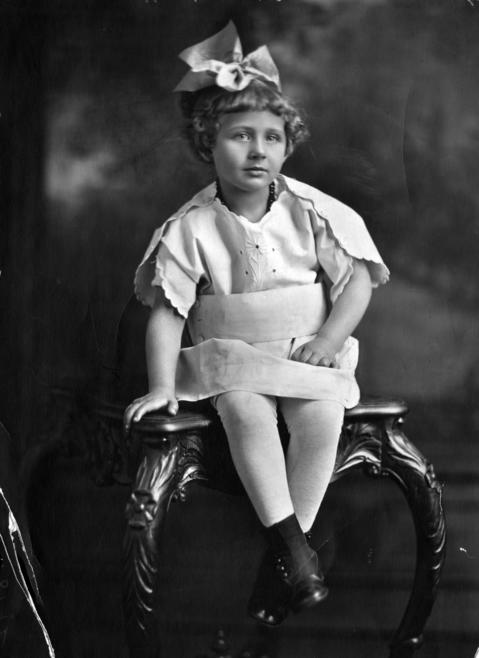 Murial Mayer, 5, a victim of the Eastland disaster.