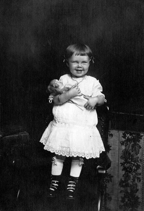 Dorothy Fitzgerald, 3, was among the victims of the Eastland disaster in 1915.