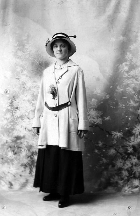 Mary Reidl was among the victims of Eastland disaster.