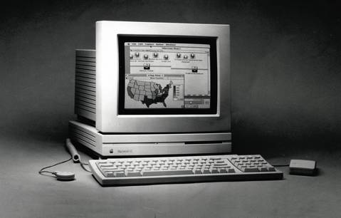 The Macintosh LC in 1991. Mac LC was Apple's family of low-end consumer personal computers.