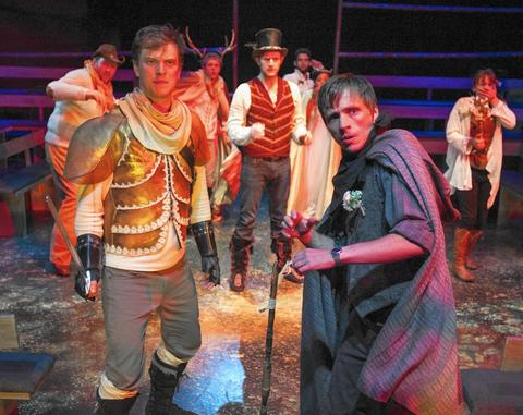 """""""The Hammer Trinity"""" What happens when you mix Old Testament drama, Tolkien-esque fantasy and Wild West action? You get The House Theatre's thrilling stage epic, which began in 2012 with """"The Iron Stag King"""" and continued the following year with """"The Crownless King."""" Having received rave reviews from kids and adults alike, the three-part drama roars to its conclusion this winter with """"The Excelsior King."""" Catch part three on Friday nights, or settle in for marathon performances of the entire trilogy on the weekends -- and enjoy BYO-dinner (picnic-style) with the cast. Recommended for ages 10 and up. Through May 3 at Chopin Theatre, 1543 W. Division St. (773-769-3832, thehousetheatre.com). $30 for """"The Excelsior King"""" alone; $65 for the trilogy."""