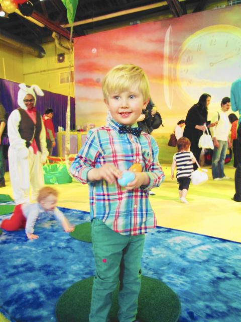 """Egg Hunt in Storyland at Bubbles Academy It's one thing to read a fairytale; it's quite another to spend an afternoon in the world of your favorite storybook characters. From arts & crafts with the butcher, baker and candlestick-maker to snacks with Little Miss Muffet (thankfully not of the """"curds and whey"""" variety), a literary lark will be had by all at this Easter Egg-stravaganza. For making a memory worthy of putting in a pumpkin shell, Classic Kids Photography will be offering 15-minute mini portrait sessions. Reserve a spot to this popular event before they all hop along. 2-4 p.m. and 5-7 p.m. April 4 at Bubbles Academy, 1504 N. Fremont St. (312-944-7677, bubblesacademy.com). $30 per child, free for adults and children under 4 months."""