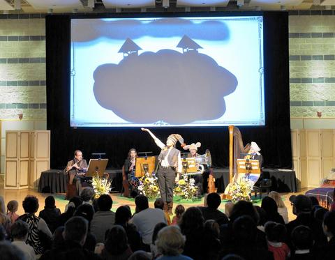 """""""Once Upon a Symphony: Jack and the Beanstalk"""" Get 'em while they're young! That's the goal of the Chicago Symphony Orchestra with this fun program that introduces pre-K kids to classical instruments. A small CSO ensemble, with help from Chicago Children's Theatre, spins the classic tale of intrepid Jack and the giants in the sky. Kids 3-5 and their parents can also enjoy activities before and after the concert, including the opportunity to meet the musicians and their instruments. 10 & 11:45 a.m. April 11, 18 & 25 at Symphony Center, 220 S. Michigan Ave. (312-294-3000, cso.org). $17."""