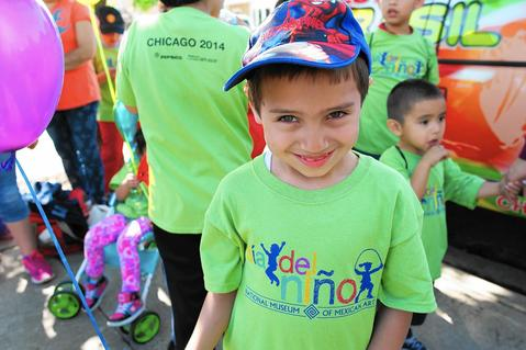 Día del Niño Family Festival The National Museum of Mexican Art invites families to celebrate the vitality of children and the value of a healthy lifestyle at the Día del Niño Health Walk and Family Festival. The two-mile walk is followed by art activities, free health screenings and family fun, including performances by Maruca Hernandez, one of Mexico's leading performers of children's music, and Jarochicanos, a group of young musicians who play Mexican Son Jarocho folk music. 10 a.m. April 11 at the National Museum of Mexican Art, 1852 W. 19th St. (312-738-1503, nationalmuseumofmexicanart.org). Free.