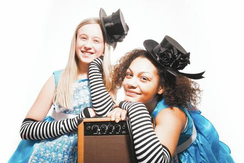 """Chicago Children's Theatre's """"Wonderland: Alice's Rock & Roll Adventure"""" A little bit of Beatles plus a little bit of Bollywood? Yes, please! Just when you thought you'd be bored by another adaptation of Lewis Carroll's famous tales, along comes a super-talented Chicago duo -- composer Michael Mahler and director Rachel Rockwell -- with their fresh take. Best of all, our hero will be played (in alternating performances) by two up-and-coming stars: 15-year-old Ariana Burks and 12-year-old Isabelle Roberts. April 22-May 24 at Ruth Page Center for the Arts, 1016 N. Dearborn St. (872-222-9555, chicagochildrenstheatre.org) $28-$38."""