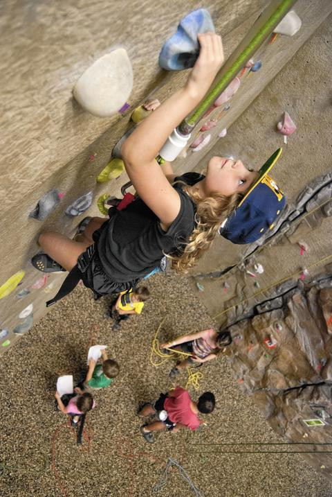 Rock climbing at Vertical Endeavors When your kids want to divide and conquer, pack them up and strap them in at Vertical Endeavors, the largest indoor rock-climbing gym in the country. With more than 45,000 square feet of climbing surfaces to scale, siblings should be too tired to bicker by the time they buckle up for the ride home. Daily at Vertical Endeavors, 246 Windy Point Drive, Glendale Heights (630-784-9000, verticalendeavors.com). Day passes are $15 weekdays, $17 weekends. See website for hours and fees for equipment rental.