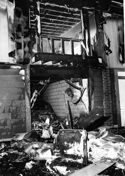 Aug. 24, 1976: Two people were injured after an explosion at 227 Kendrick Court in Schaumburg.