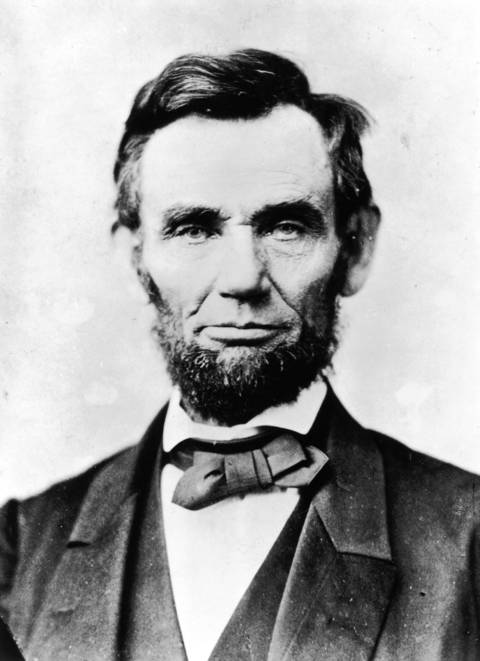 Abraham Lincoln, born in 1809, was the 16th president of the United States, serving from 1861 until his death by assassination in 1865.