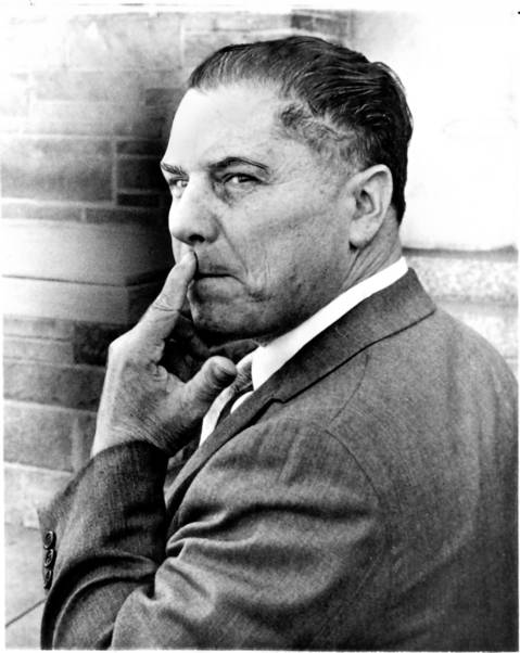 Where is Jimmy Hoffa? -- Chicago Tribune