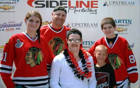 The Family with Andrew Shaw in Crystal Lake!