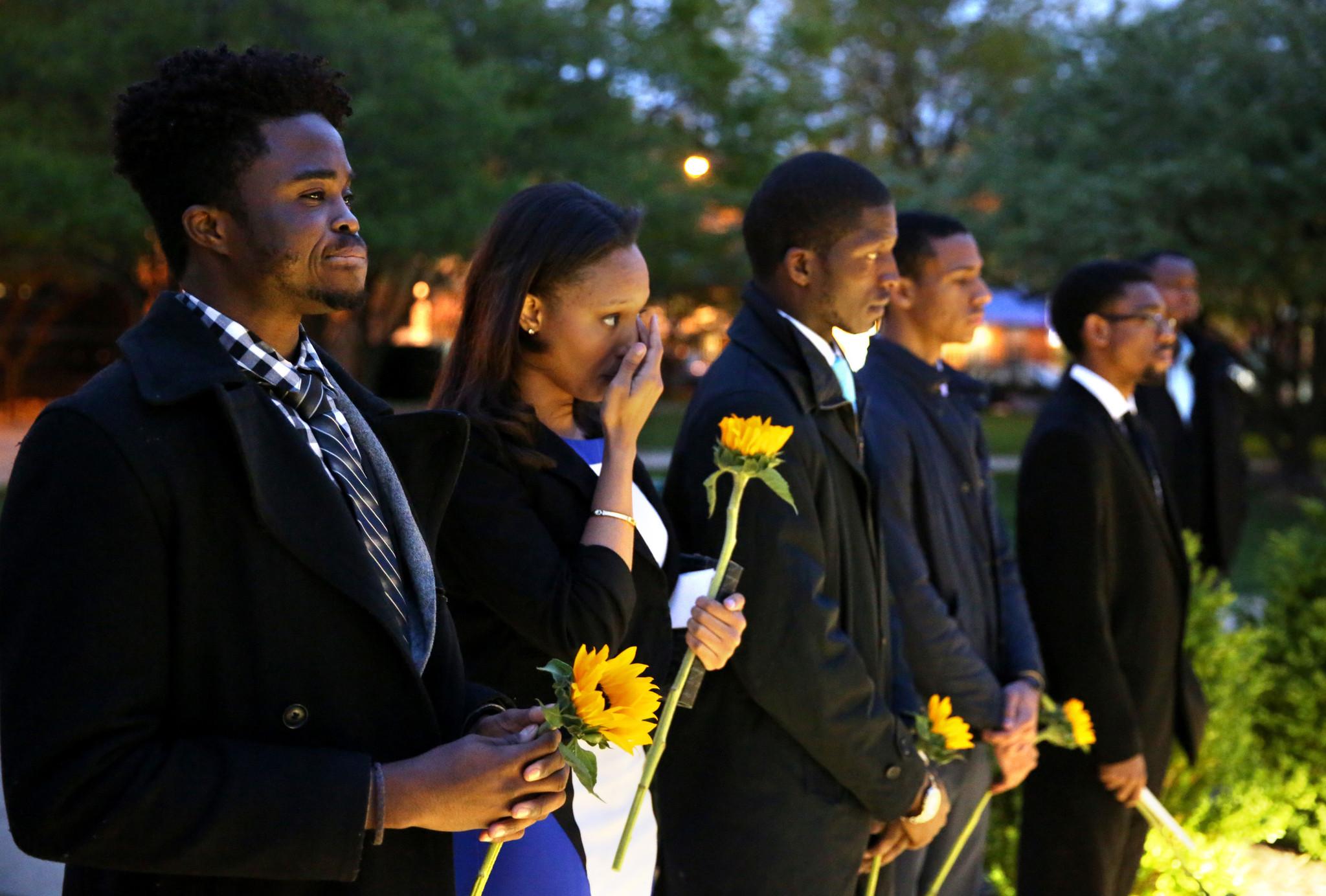 Vigil for Rekia Boyd