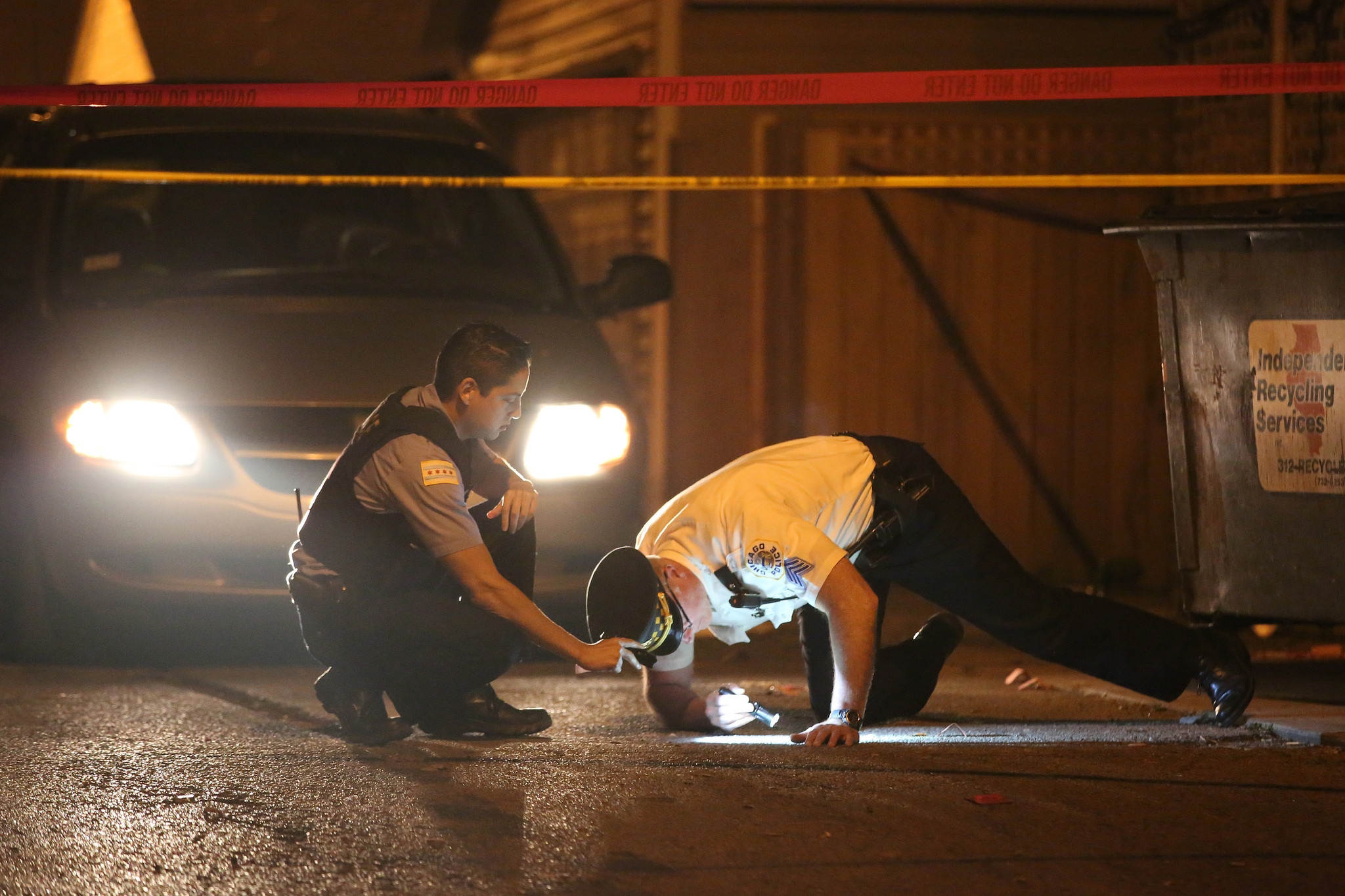 Albany Park shootings